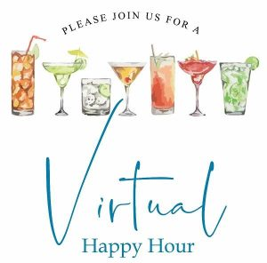 NFBPWC FAC National Happy Hour! @ Virtual via Zoom